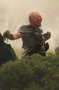 Scene from the film 'King Arthur'